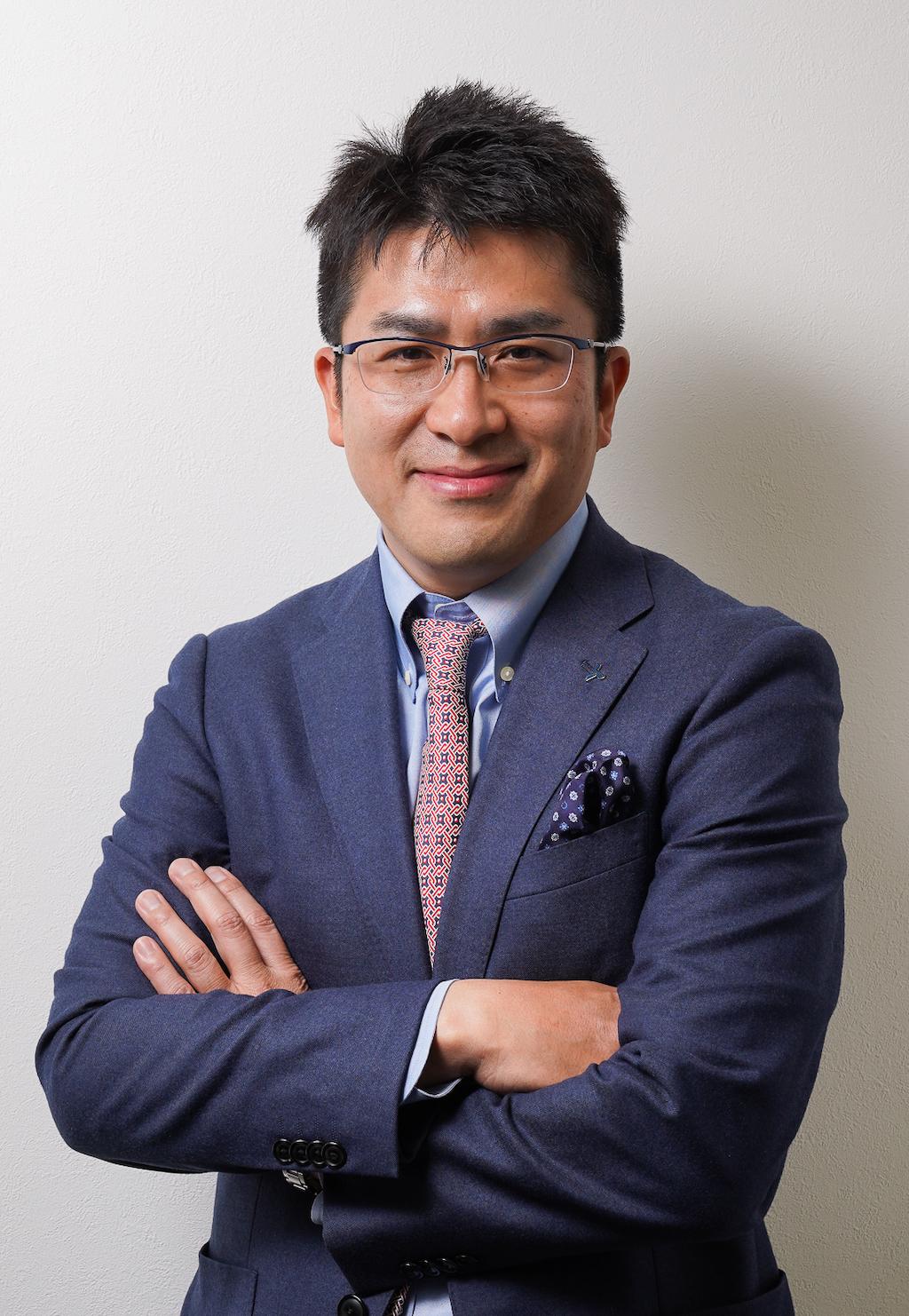 エヴィクサー株式会社 代表取締役社長 瀧川淳